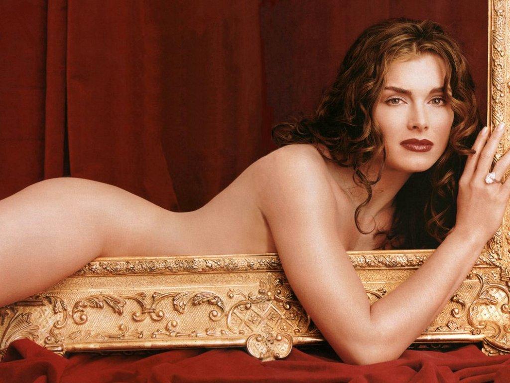 Nacktfotos von Brooke Shields im Internet - Mediamass