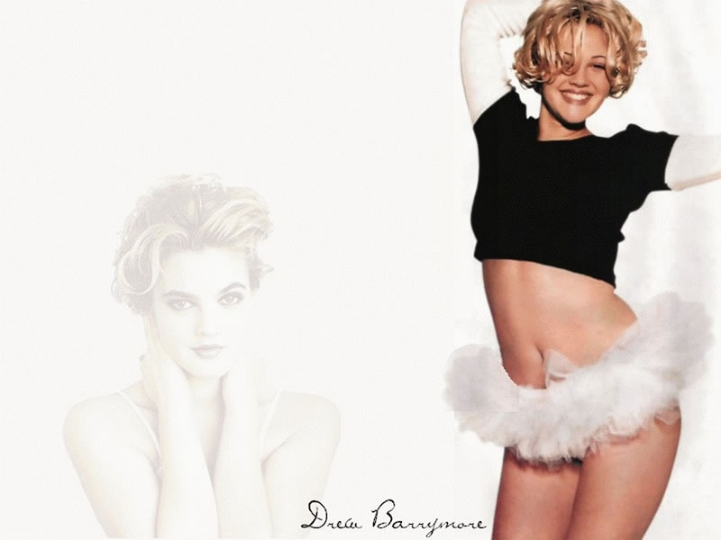 Drew Barrymore Noticias, fotos y biografa de Drew Barrymore