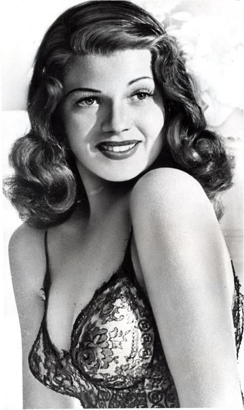Rita Hayworth - Images Wallpaper