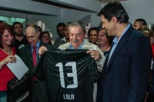 Lula aprova sanção ao Corinthians por morte de torcedor boliviano