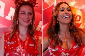 Luana Piovani se desculpa com Sabrina Sato