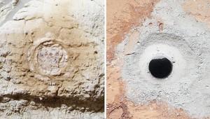 Nasa: Marte pode ter tido vida no passado - Fotos