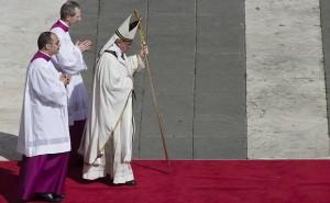 Papa Francisco pede evitar destruição e morte