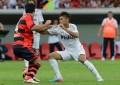 Santos e Flamengo é a maior renda do futebol brasileiro