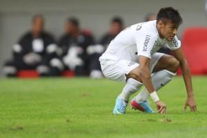 Despedida de Neymar é vetada