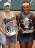 A briga entre Serena Williams e Maria Sharapova