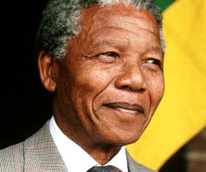 Nelson Mandela em estado crítico de saúde