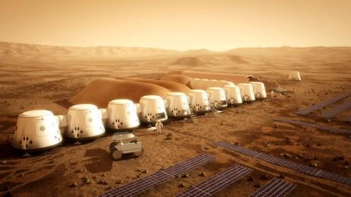 Expedição a Marte não tem viagem de volta