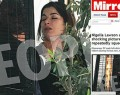 Nigella Lawson sofre agressão do marido - Fotos e vídeo