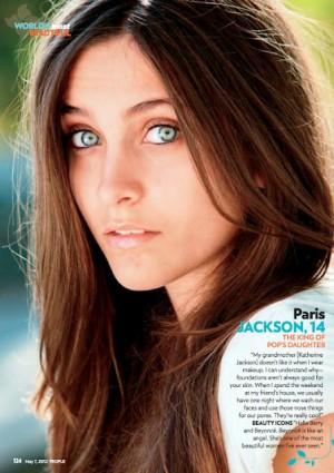 Paris Jackson tem tentativa de suicídio