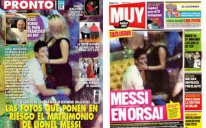 Leo Messi em noitada com stripper