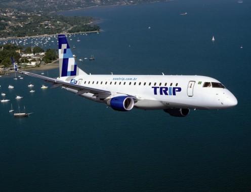 Pilotos da Trip têm salário menor e comida fria