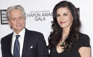 Michael Douglas e Catherine Zeta Jones estão separados