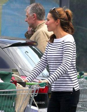 Kate Middleton já exibe boa forma! - Fotos