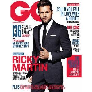 Ricky Martin: Eu fazia bullying com os gays