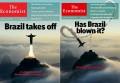 'Economist': O Brasil estragou tudo?