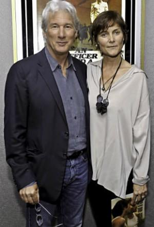 Richard Gere se separa da mulher Carey Lowell