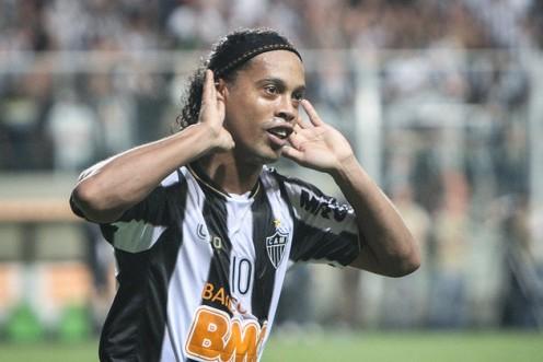 Ronaldinho pode ficar fora do Mundial