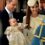Príncipe William e Kate batizam novo príncipe George-7