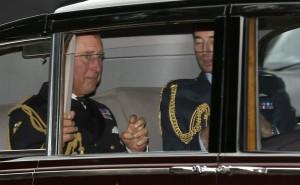 Príncipe William e Kate batizam novo príncipe George-9