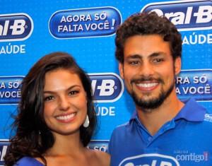 Romance entre Cauã Reymond e Isis Valverde?