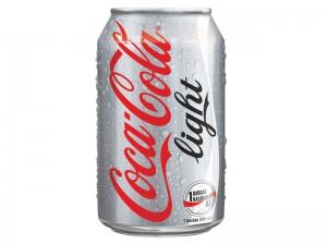 Coca-Cola light retorna aos mercados
