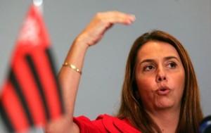 Patricia Amorim pode ser expulsa do Flamengo