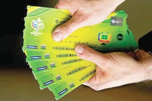 Argentinos criticam ingressos da Copa do Mundo de 2014